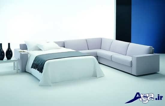 مدل مبل تختخواب شو اسپرت