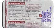 اطلاعات دارویی قرص اسپیرونولاکتون