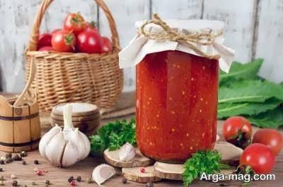 دستور تهیه ترشی گوجه فرنگی