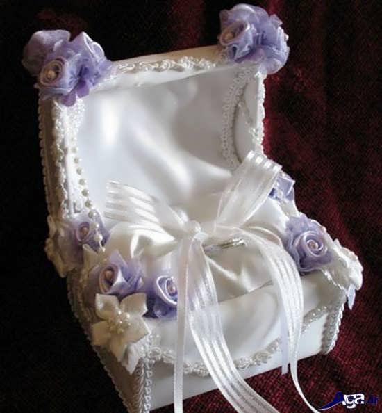 تزیین زیبای هدایای عروس