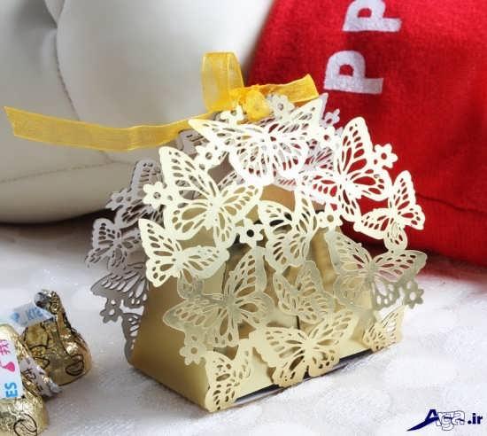 تزیینات زیبای کادو