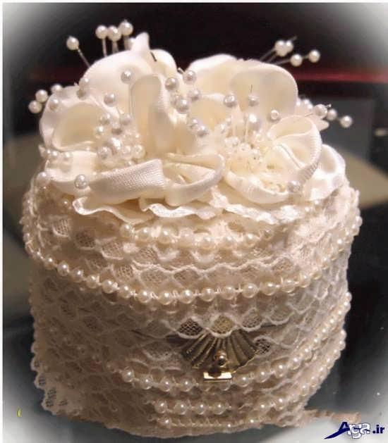 تزیین کادوی عروس شیک و زیبا