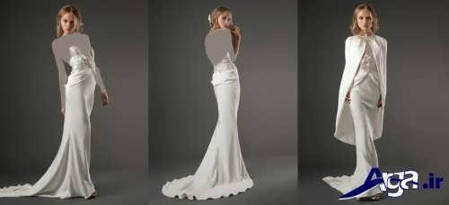 لباس عروس پشت باز