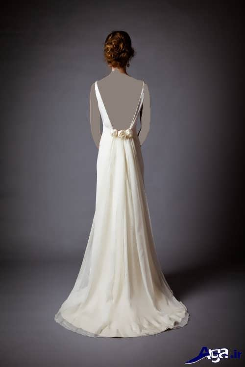 Wedding dress with open back (6)