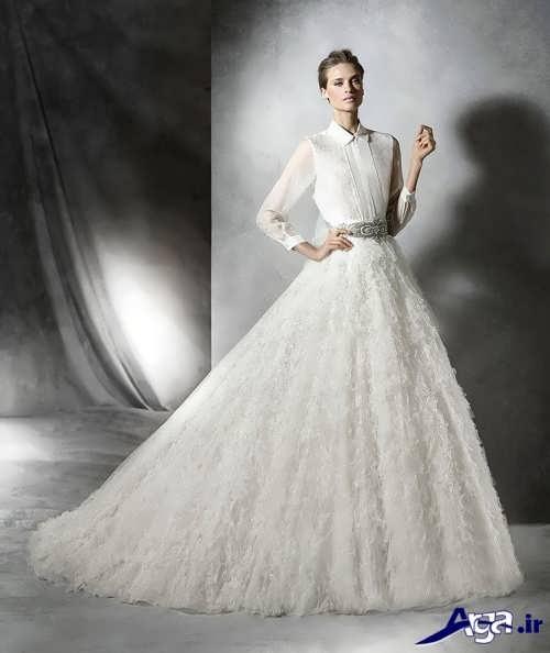 لباس عروس های حجاب دار