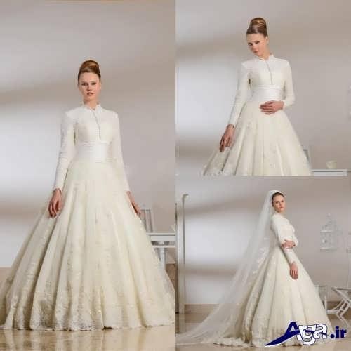 مدل های جذاب لباس عروس