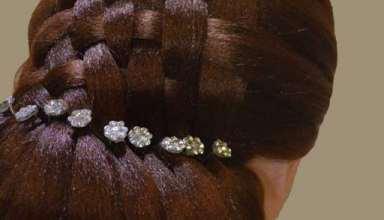 آموزش بافت حصیری برای انواع موهای مختلف