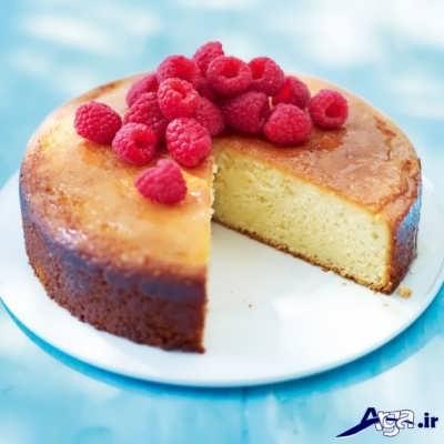 طرز تهیه کیک ناست + نکات