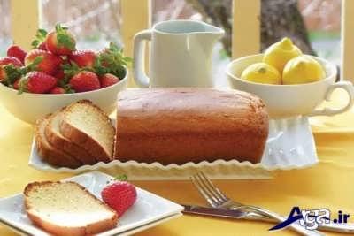 کیک ماست خوشمزه