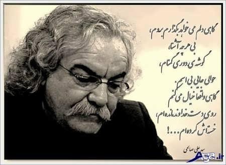 اشعار عاشقانه علی صالحی