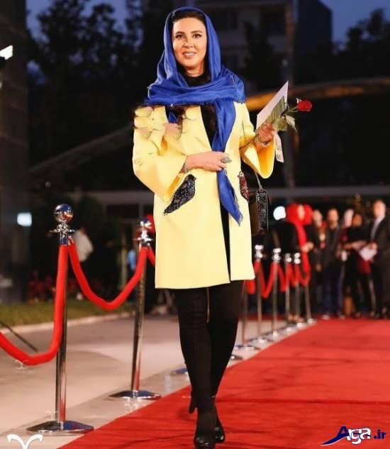یازیگران زن در جشن حافظ