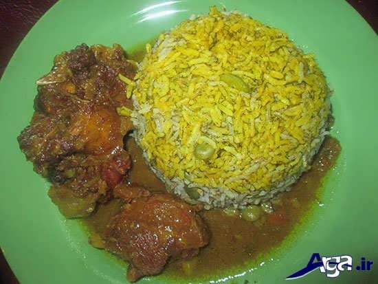 decorations Rice baqali polo (19)