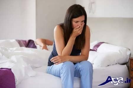 علایم مسمومیت بارداری
