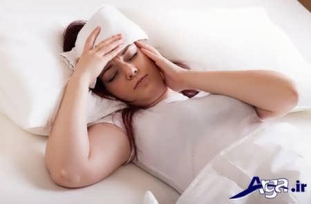 علایم احتمالی مسمومیت بارداری