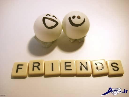 آموزش ویژگی های دوستان خوب