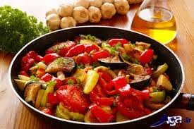 آموزش ساخت غذایی فرانسوی برای سبزی خواران