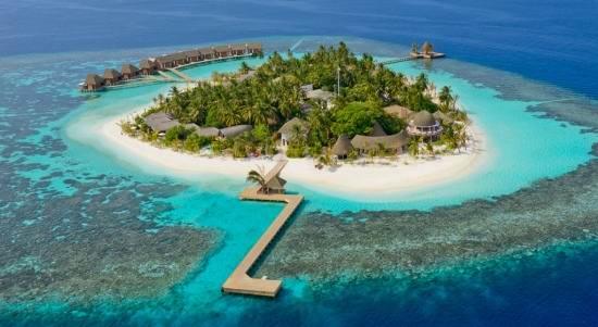 عکس منظره جزیره برای پروفایل