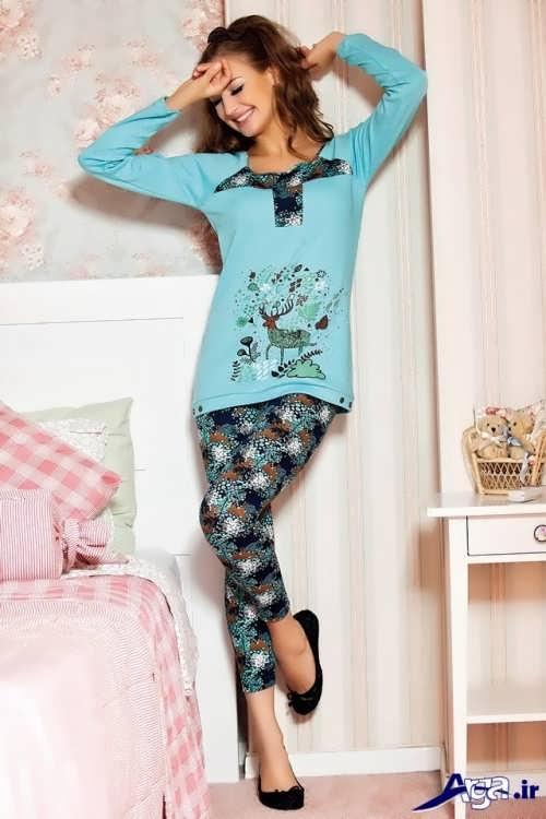 مدل های لباس راحتی برای منزل