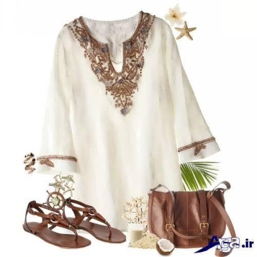 مدل لباس تابستانی جدید
