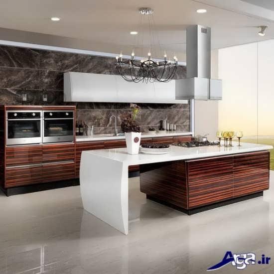 مدل های زیبا کابینت آشپزخانه
