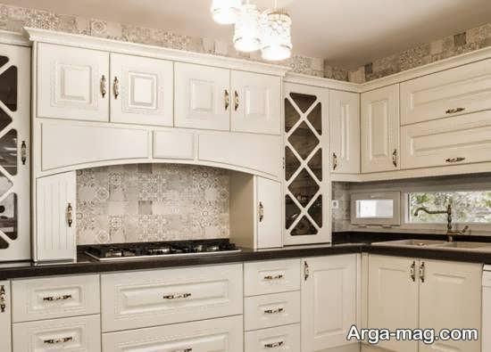 کابینتهای آشپزخانه مدرن
