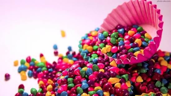 عکس رنگی رنگی شاد برای پروفایل