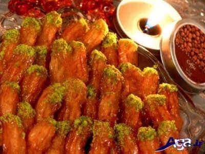 طرز تهیه بامیه عربی