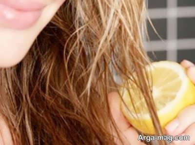 درمان ریزش مو با روش های طبیعی