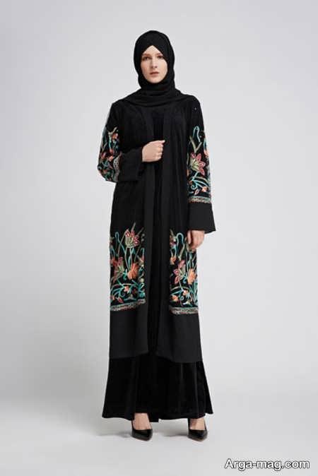 مدلهای جدید مانتوی عربی