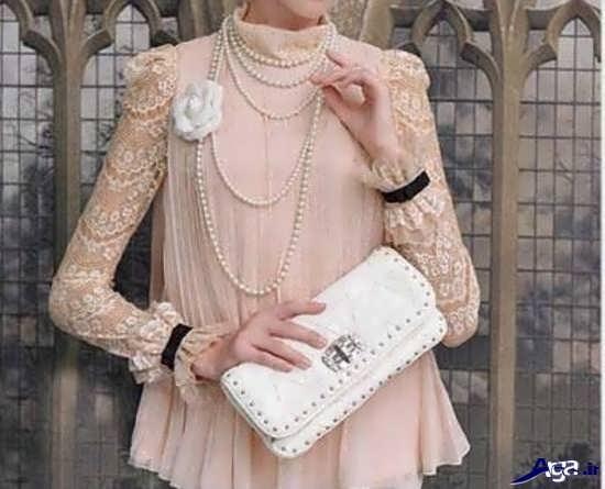 مدل آستین فانتزی زیبا و جدید