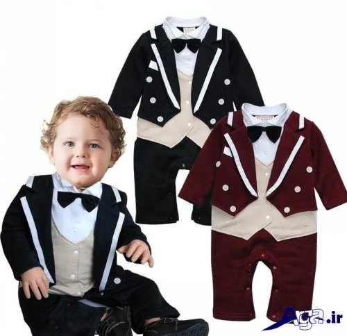 مدل لباس مجلسی بچه گانه