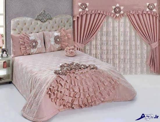 تزیین اتاق خواب عروس و داماد زیبا