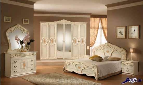 تزیینات زیبای اتاق خواب عروس