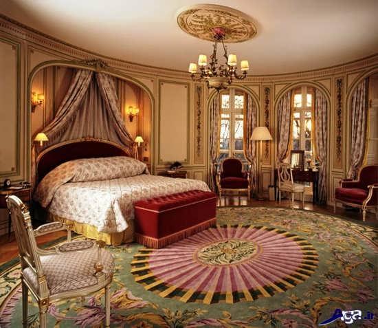 چیدمان اتاق خواب عروس و داماد
