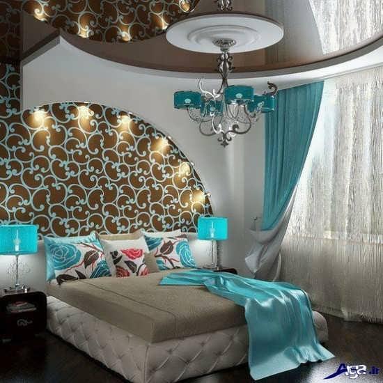 دیزاین جدید اتاق خواب عروس