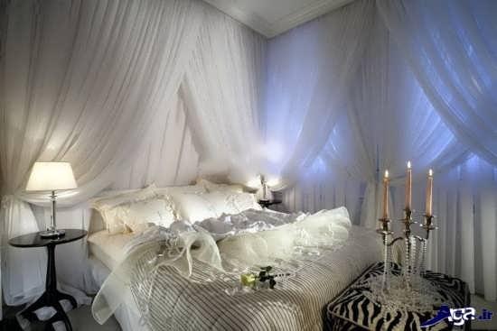 دیزاین اتاق خواب عروس و داماد