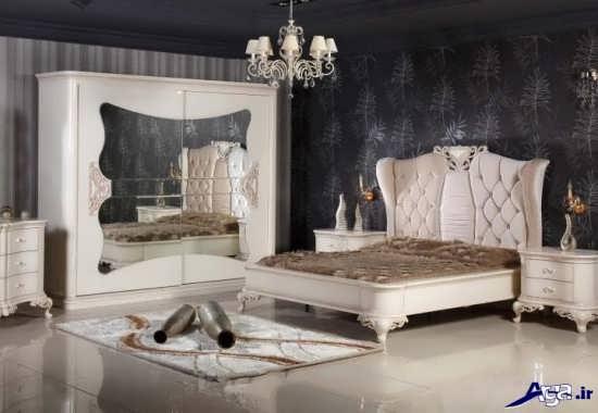 چیدان اتاق خواب عروس