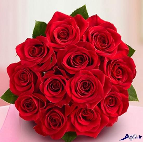 دسته گل رز برای نامزدی