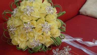 دسته گل نامزدی