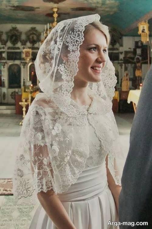تصاویر شنل عروس