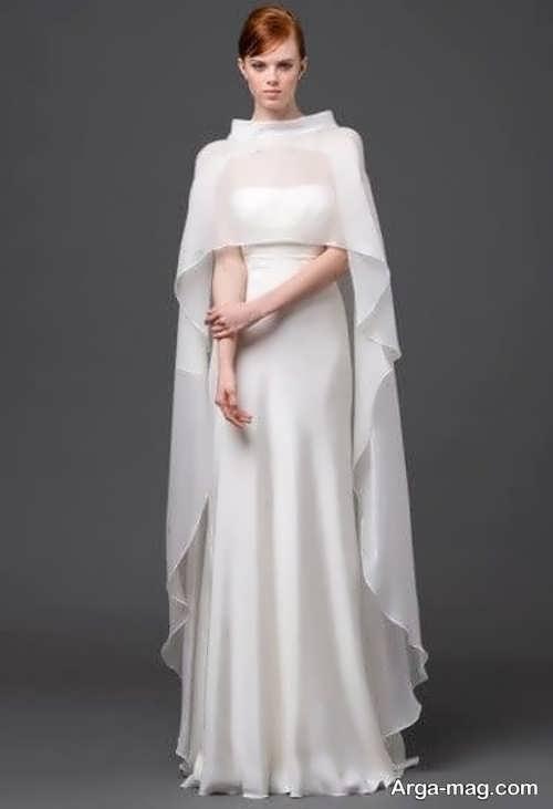 مدل شنل عروس حریر