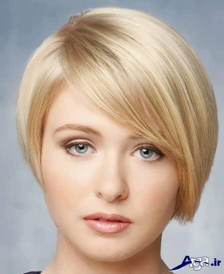 رنگ مو و رنگ ابرو روشن