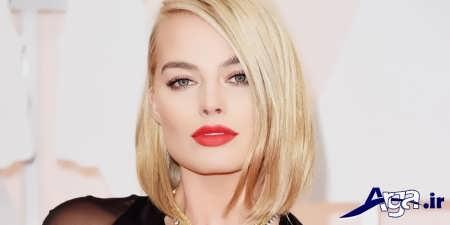 رنگ موهای روشن و زیبا