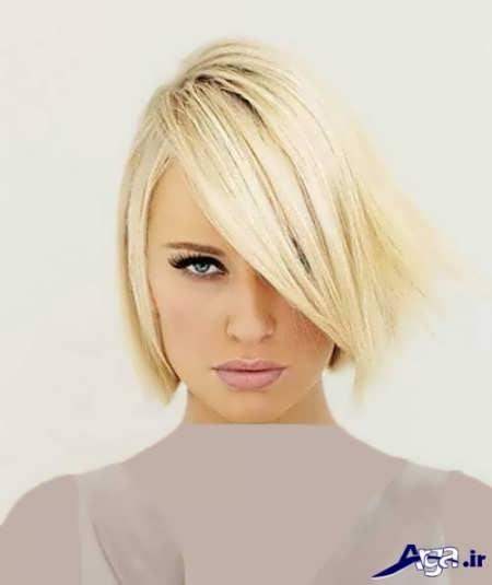 زیباترین نمونه های رنگ موی روشن
