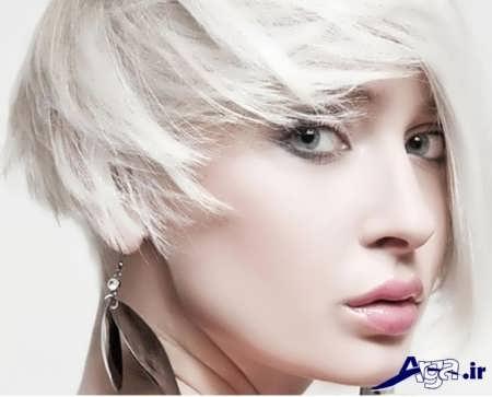 رنگ موهای بلوند و روشن