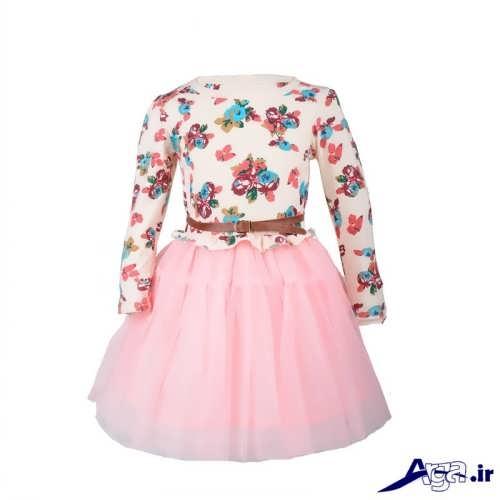 مدل لباس بچه گانه دخترانه با جدیدترین طرح های مد سال