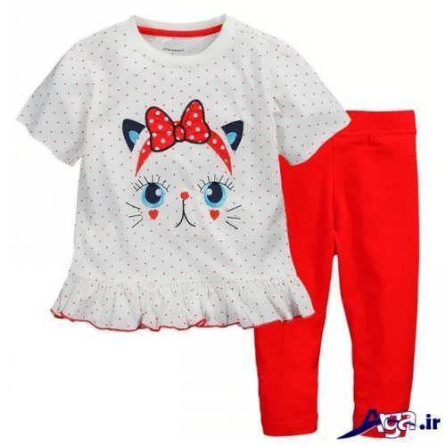 مدل لباس راحتی برای کودکان
