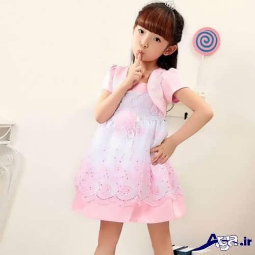 مدل لباس بچه گانه دخترانه بهاره