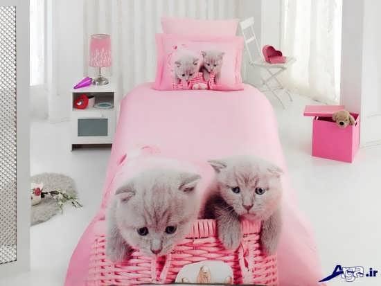 مدل روتختی های سه بعدی طرح گربه