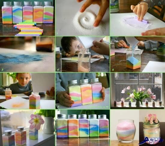 خلاقیت در خانه و خانه داری